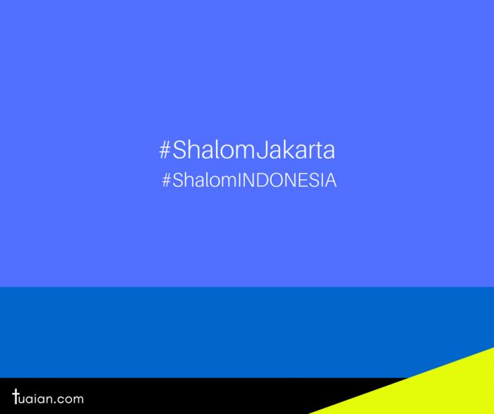 shalom Jakarta shalom Indonesia